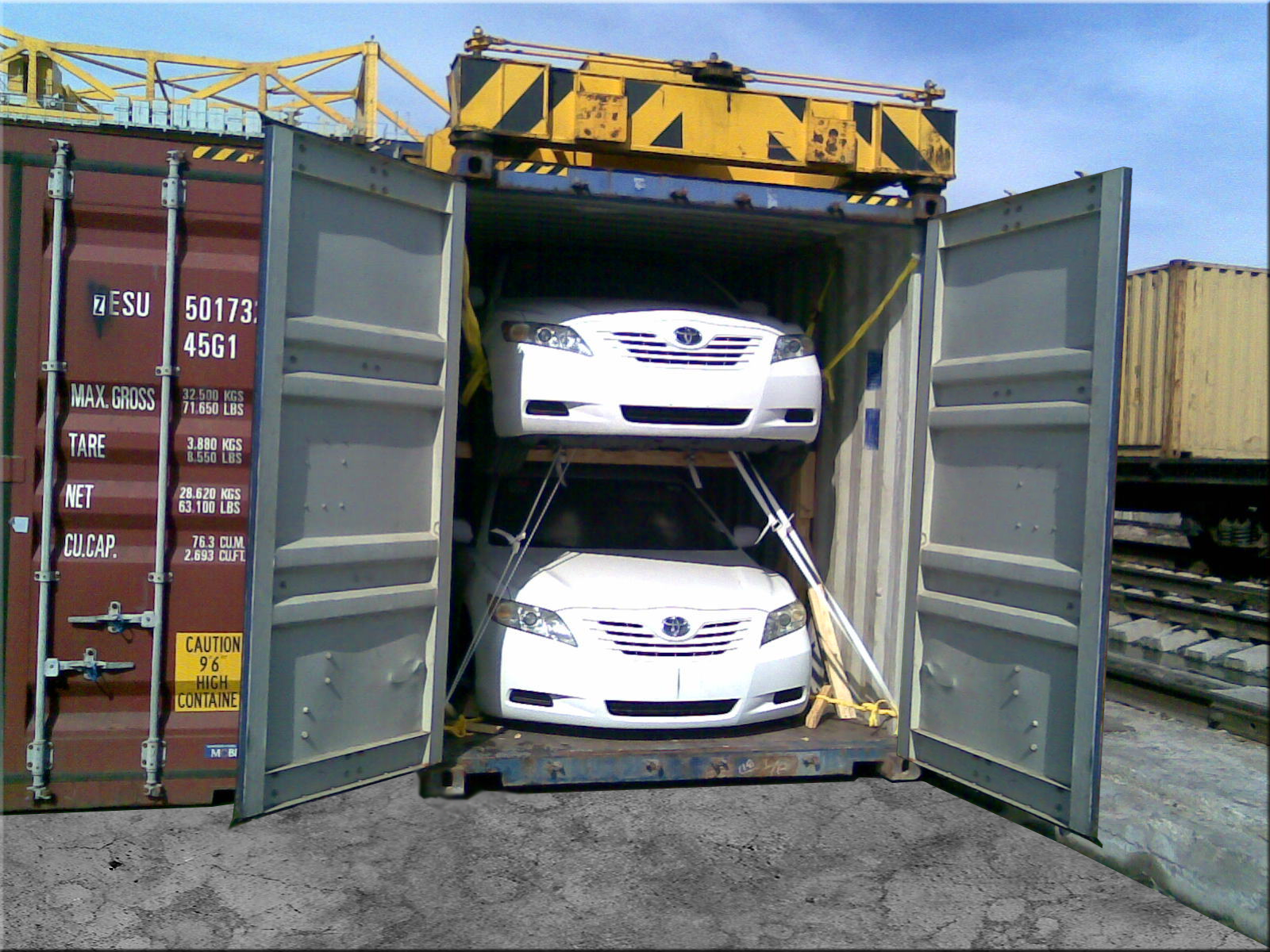 Shipping A Car >> How Is My Car Protected In Transit During International Car Shipping
